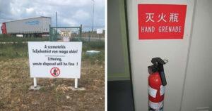 Google translate failok
