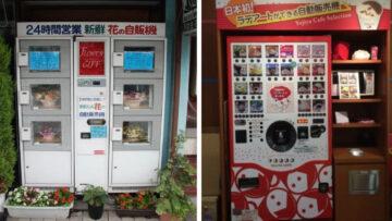 Japán automaták