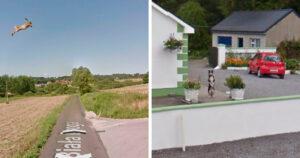Legjobb google street view fotók