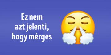 Mérges emoji
