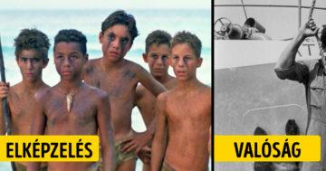 Tongai hajótörött fiúk