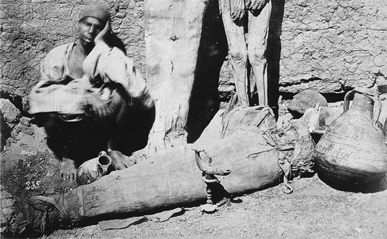 Egyiptomi mumiak
