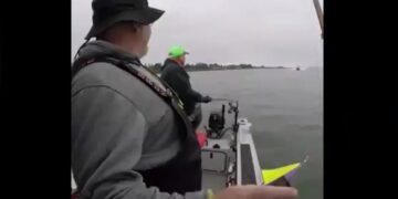Horgászbalesete
