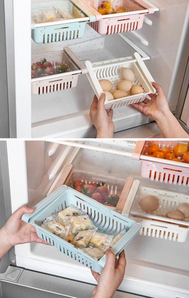 Hűtőszekrény szervező 1