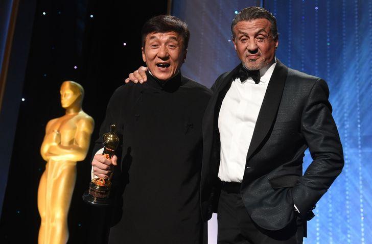 Jackie Chan érdekességek