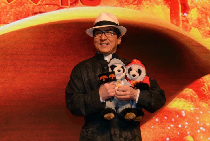 Jackie Chan tények