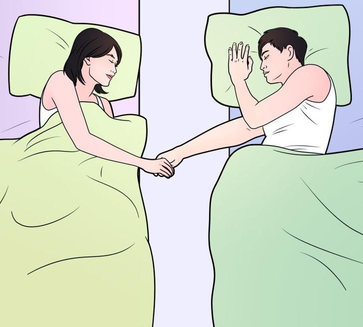 Japán külön alvó házasok