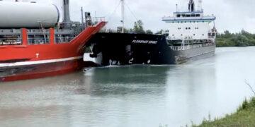 Kanadai hajóbaleset