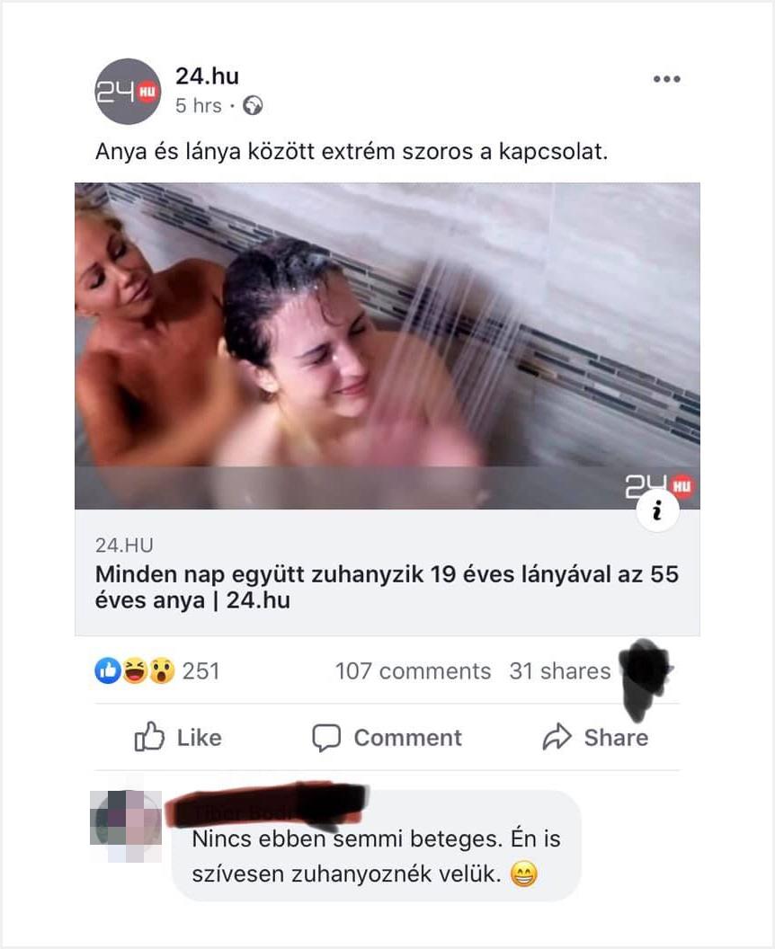 Kozos zuhany