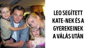 Leo és Kate barátsága