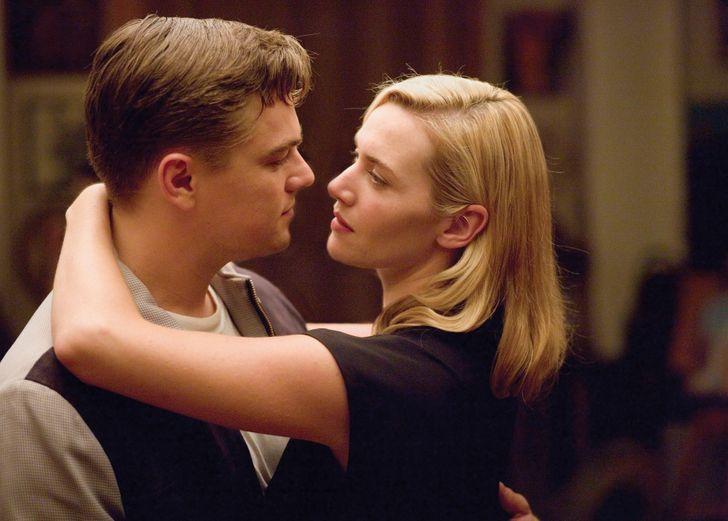 Leonardo DiCaprio és Kate Winslet film