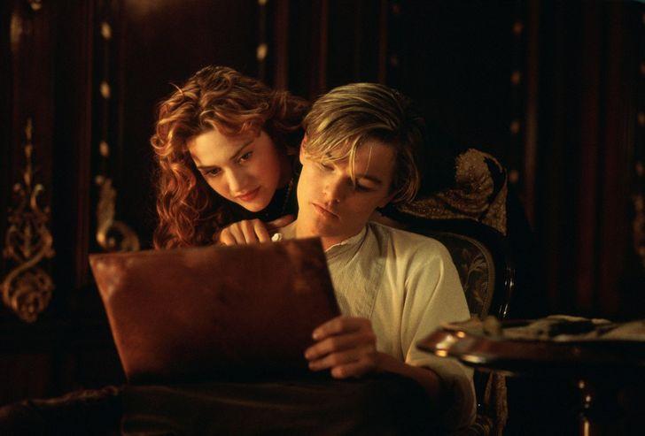 Leonardo DiCaprio és Kate Winslet