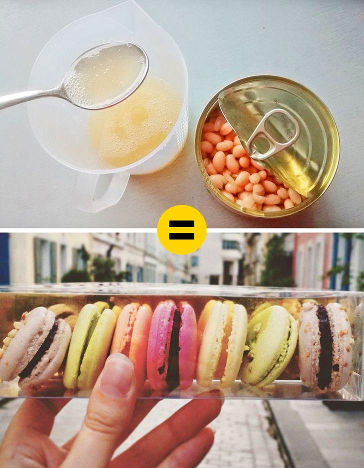 Macaron sütemény