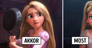 Modern Disney hercegnők
