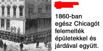 Őrült történelmi események