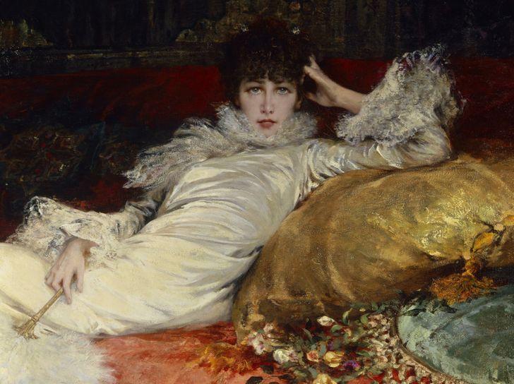 Sarah Bernhardt élete