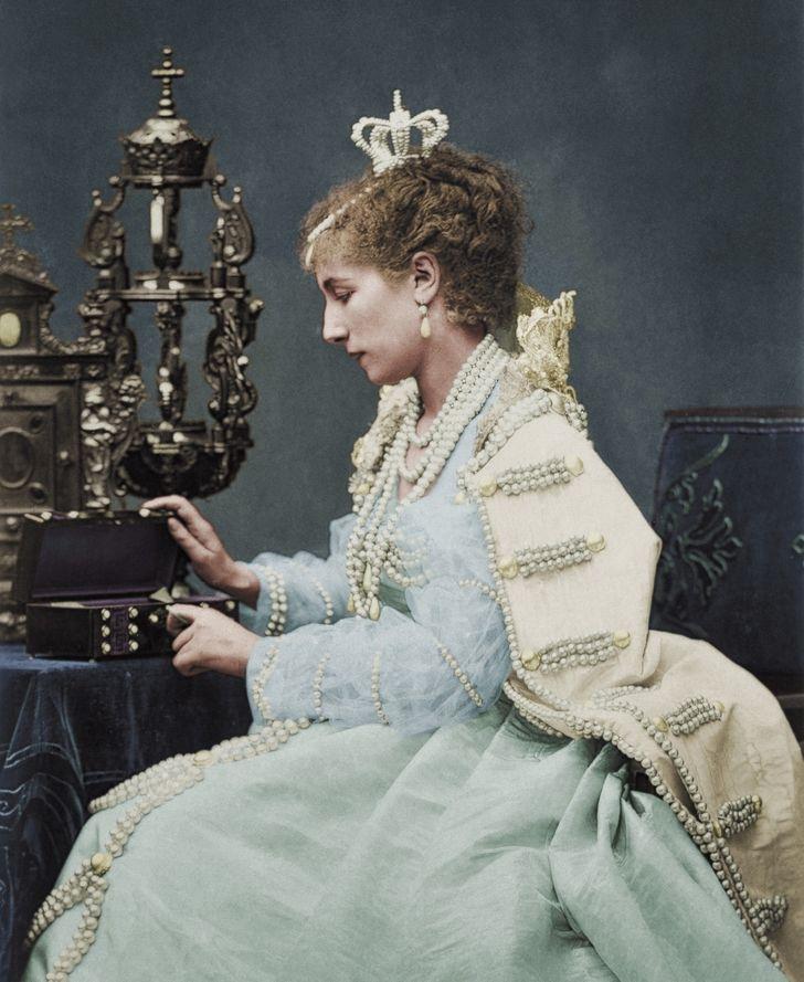 Sarah Bernhardt érdekességek