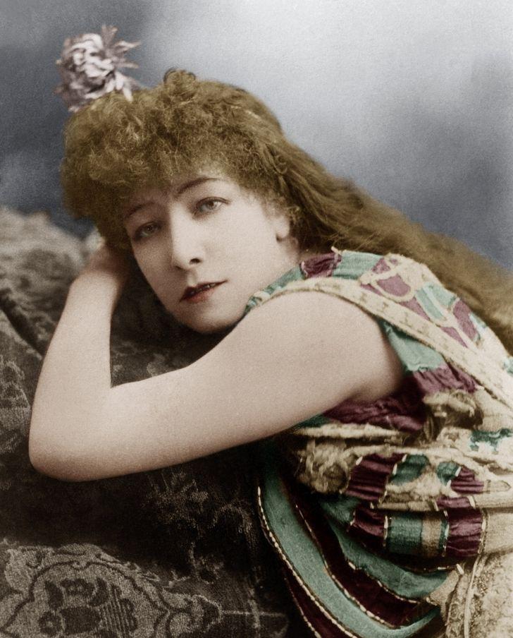 Sarah Bernhardt tények