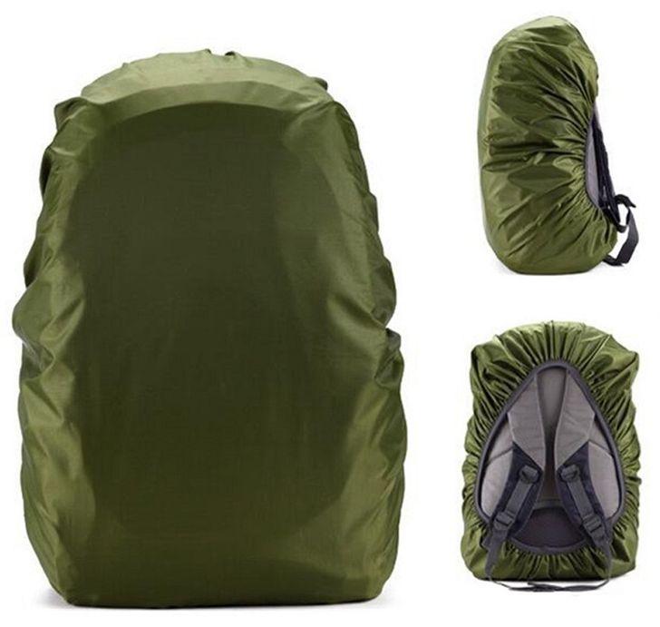 Vízálló hátizsák takaró