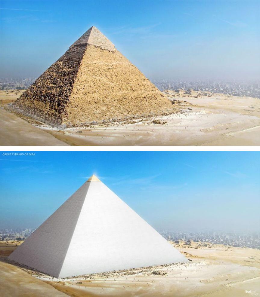 A gizai Nagy Piramis 1