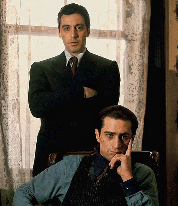 Al Pacino keresztapa