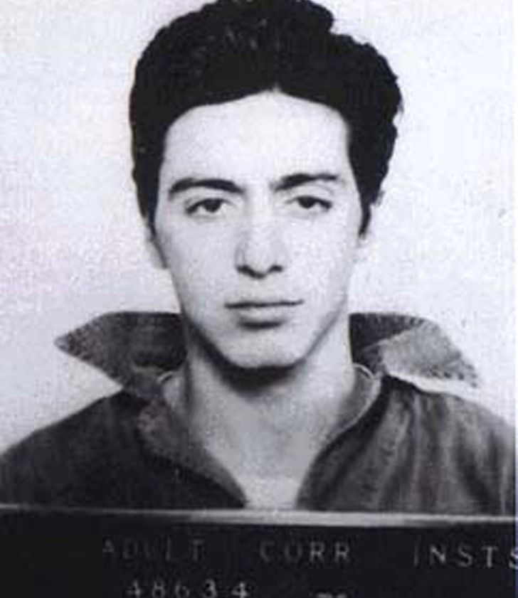 Al Pacino letartóztatás