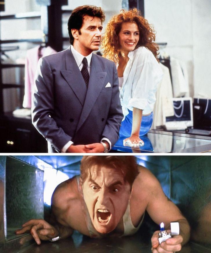 Al Pacino szerepek