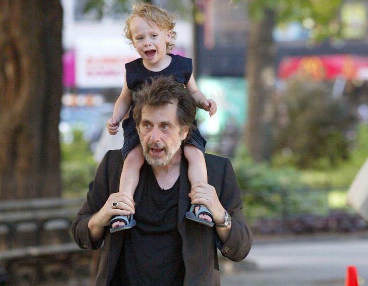Al Pacino tények