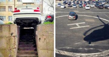 Bunkó parkolások