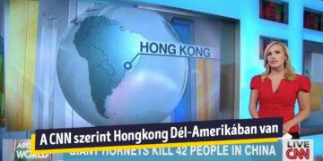 CNN Hongkongban