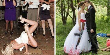 Esküvőn készült erős kontent
