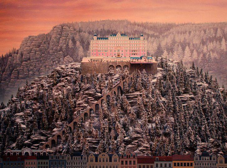 Grand Hotel Budapest 3