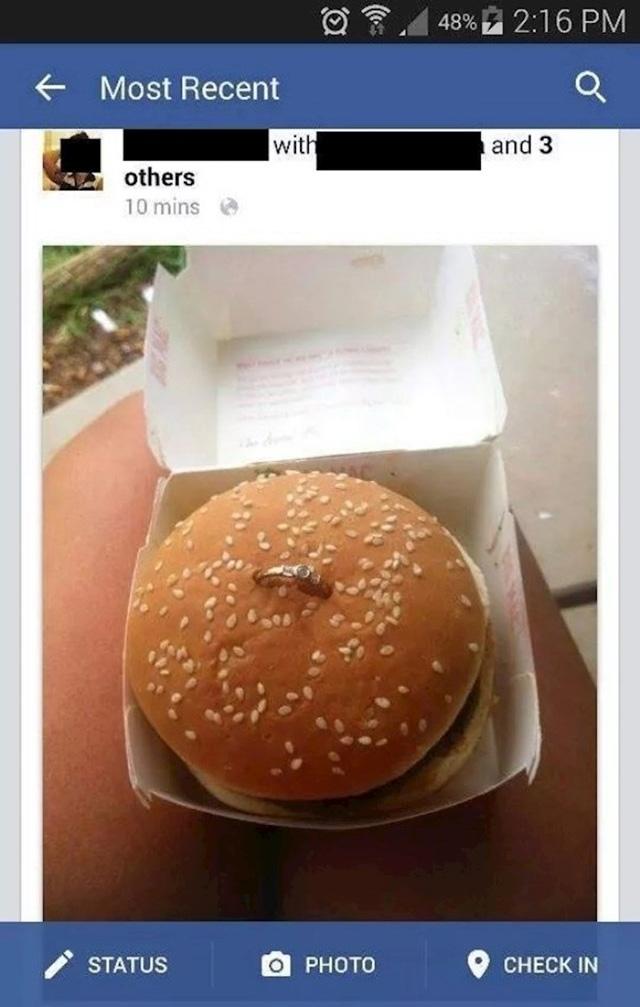 Hamburger lanykeres