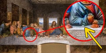 Leonardo da Vinci festmények rejtett titkai