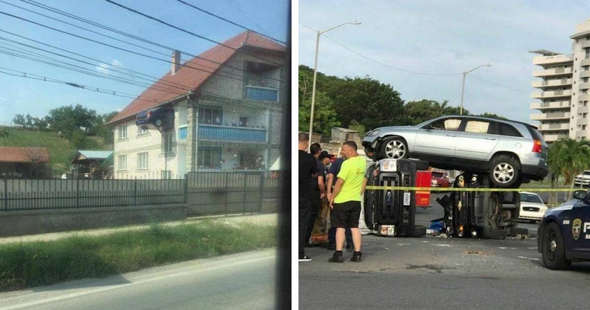Őrült autóbalesetek