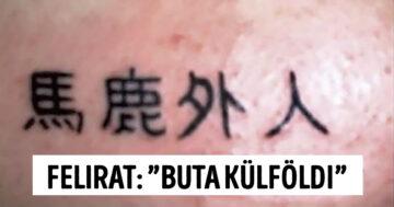 Vicces tetoválások