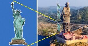 Világ legnagyobb szobrai