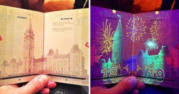 Világ útleveleinek belseje