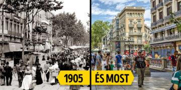 Világ városai napjainkban