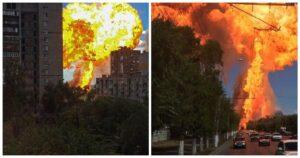 Volgograd robbanas