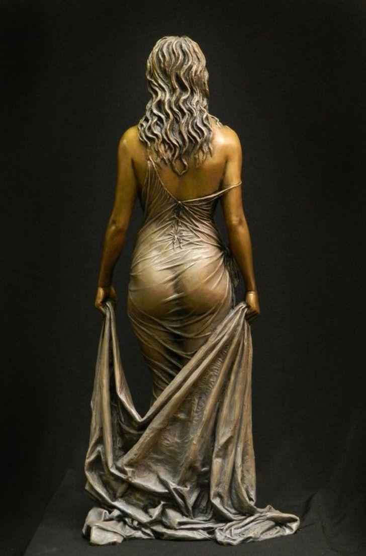 Bronz szobor2