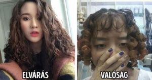 Elvárás vs valóság fotók
