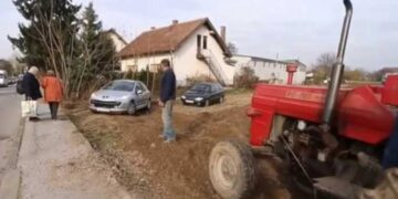 Grumpy farmer horvatorszag