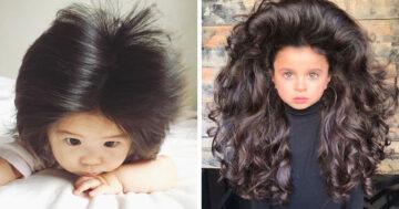 Hatalmas hajú emberek