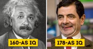 Hollywoodi hírességek IQ ja