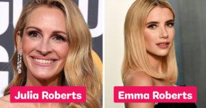 Hollywoodi sztár rokonok