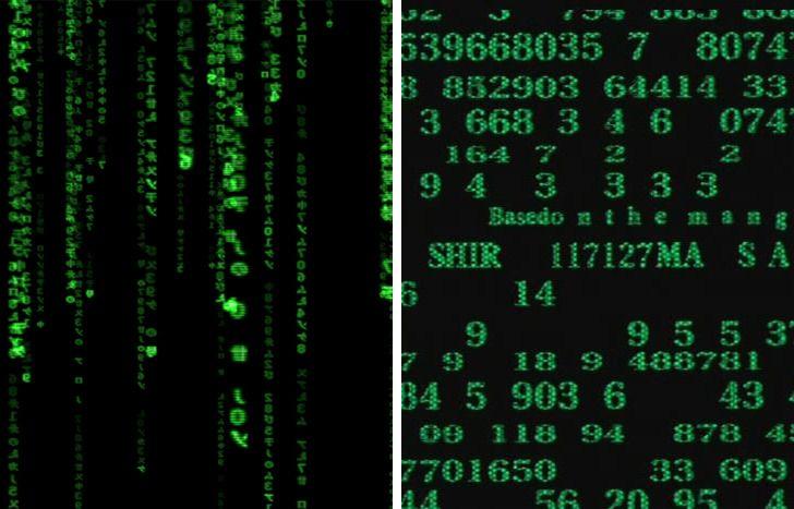 Mátrix kód