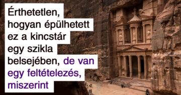 Petra az elveszett ősi város