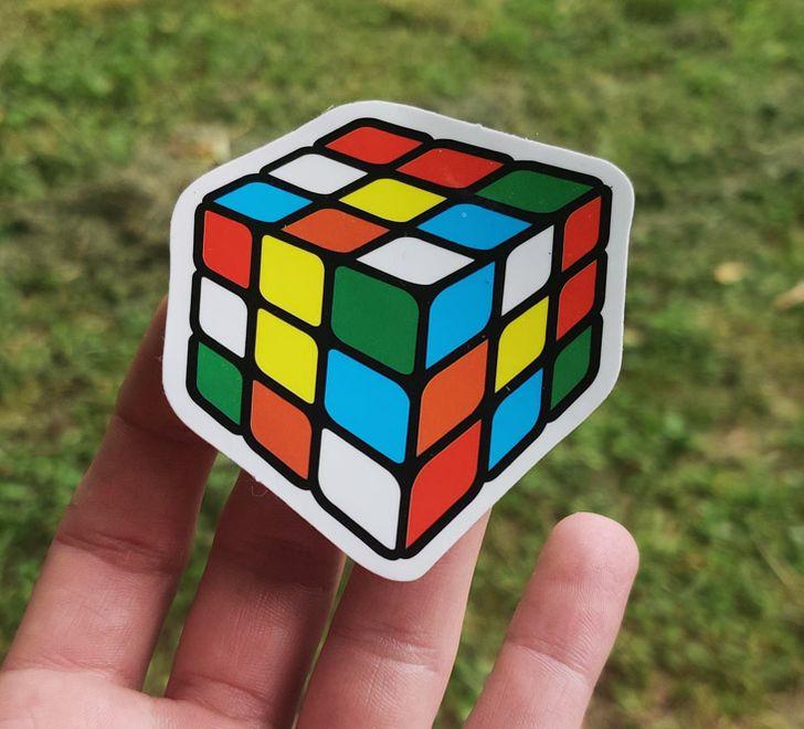 Rubik fail