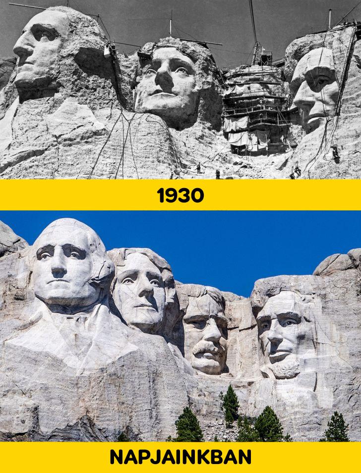 Rushmore hegy 1